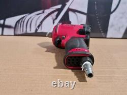 Mac Tools Mini Air Impact Gun 1/2 Wrench 10,000/min RPM Performance AWP050M