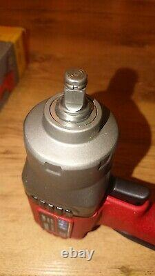 Mac tools 3/8 drive air impact gun wrench awp28q snap on, milwaukee, makita