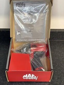 Mac tools AWP038 Titanium 3/8 drive Compact Air Impact Wrench Gun 3 Speed