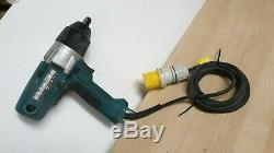 Makita TW0200 110V 1/2 Drive Impact Gun Wrench 110v FREE FAST DELIVERY