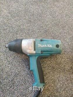 Makita TW0350 1/2 110v Impact Gun Impact Wrench 2017