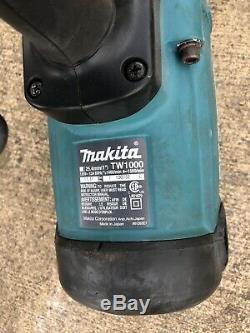 Makita TW1000 1 Impact Gun Wrench 120V