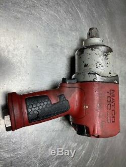 Matco Tools 3/4 Air Impact Wrench Pneumatic Gun Three Quarter 3/4 Inch