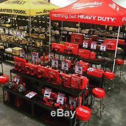 Milwaukee 2555-22 M12 FUEL Stubby Cordless 1/2 Drive Impact Gun Wrench Kit