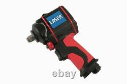 Mini Air Impact Wrench 1/2 Dr. Air Gun Laser Tools 5586