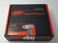 NEW Ingersoll Rand 12 Drive impact wrench/gun ir2235QTiMax priority shipping