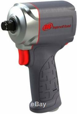NEW Ingersoll Rand 35MAX 1/2 Drive Stubby Impact Gun Wrench ULTRA COMPACT