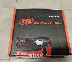 NEW Ingersoll Rand IR 2135PQXPA 1/2 Drive Quiet Impact Wrench Gun
