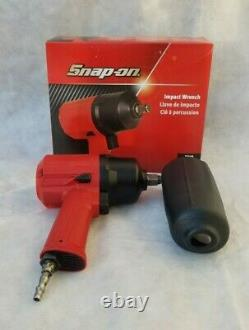 NEW Snap On 1/2 Drive Gun Air Impact Wrench PT650