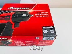 NEW Snap On 1/2 Drive Gun Metal Air Impact Wrench PT850GM
