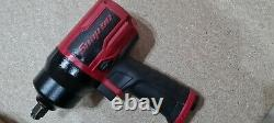 NEW Snap On 1/2 Drive Gun Metal Air Impact Wrench PT850