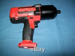 NEW Snap-on Lithium Ion CT8850ODB 18V 18 Volt cordless 1/2 impact Wrench / Gun
