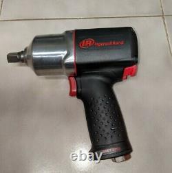 New Ingersoll Rand IR 2135QXPA 1/2 Drive Quiet Impact Wrench Gun