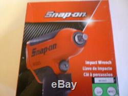 New Snap On Green 3/8 Drive Impact Wrench Gun, Air Powered, New In The Box