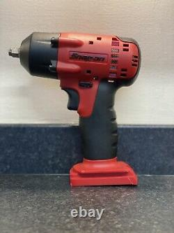 New Snap On Tools CT4418 3/8 Drive 18v Impact Gun Wrench Cordless Ni Cad Tool