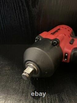 New Snap On Tools CT 4418 3/8 Drive 18v Impact Gun Wrench Cordless Ni-Cad Tool