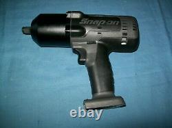 New Snap-on Lithium Ion CT8850GMDB 18V 18 Volt cordless 1/2 impact Wrench Gun