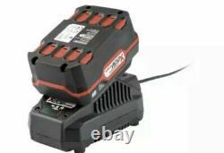 ParkSide Impact Wrench Cordless gun 2x BATTERIES 4AH + Charger + sockets 20V