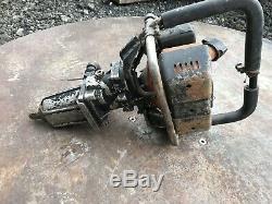Petrol impact wrench. Petrol Nut Runner. 1 Buzz Gun. Vessel Impact Gun