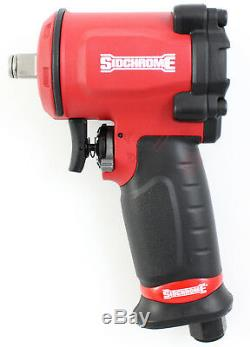 SIDCHROME 1/2 MINI IMPACT WRENCH TRADE QUALITY TOOLS Compact HD GUN SPECIAL
