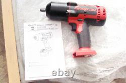 SNAP ON 18V 1/2 drive MonsterLithium Cordless Impact Gun Wrench CTEU8850A NEW