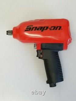 SNAP-ON MG725 1/2 Heavy Duty Air Impact Wrench Gun Classic Red, NEW