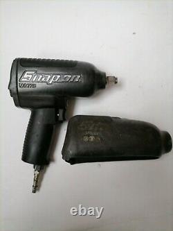 SNAP ON MG725 heavy duty 1/2 drive impact gun wrench ltd edition black/gold