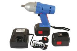 STOCK CLEARANCE! Laser Tools 6314 Impact Wrench Gun Cordless 1/2 Drive 18v