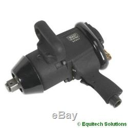 Sealey Tools SA682 Air Impact Wrench Gun 1 Sq Drive Pin Clutch HGV Commercial