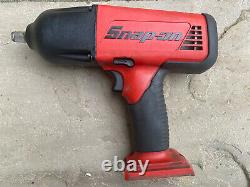 Snap On 18v 1/2 Impact Wrench Gun CTE6855R Body Only NI-Cad & LITHIUM