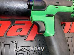 Snap On 1/2 18v Impact Wrench Gun CTEU8850 CT8850AG MonsterLithium GREEN NEON