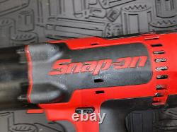 Snap On 1/2 18v Impact Wrench Gun CTEU8850 CT8850 MonsterLithium Hardly Used