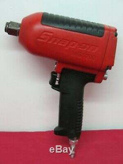 Snap On 3/4 Drive Heavy-duty Air Impact Wrench/gun Mg1200
