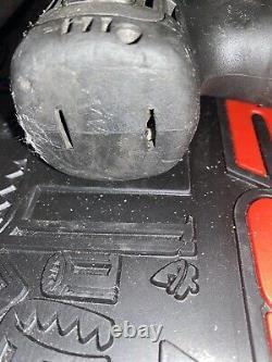 Snap On 3/8 Impact Wrench 14.4v CTEU761AGM CTEU761 Gun Metal Grafitti Grey