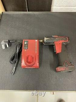 Snap On 3/8 Impact Wrench Gun 14.4v With Battery And Charger