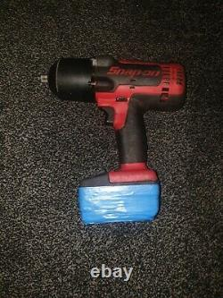 Snap On CT7850 Cordless Lithium 18v 1/2 Impact Driver Gun Wrench With Battery