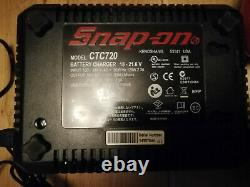 Snap On CT8850 1/2 Impact Wrench 18v Lithium Impact Gun Nut Runner