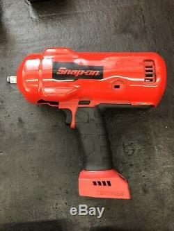 Snap On CT9075 1/2 Drive 18 Volt MonsterLithium-Ion Impact Wrench Brushless Gun