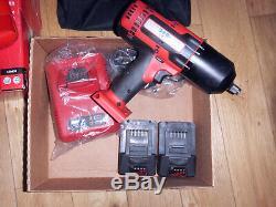 Snap On CTEU8850 1/2 Impact Wrench Nut Runner Impact Gun
