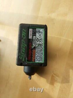 Snap On CTEU8850 Impact Wrench 18V Gun Nut Gun Runner with 4ah battery