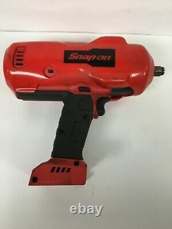 Snap On Cordless impact Wrench / gun 18v 1/2 CTU9075 67919/LKH