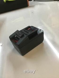 Snap On Ctu9100 Brushless 3/4 Drive Impact Gun Wrench 2 X 18v Monster Lithium