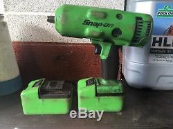 Snap On Impact Wrench 1/2 Inch, Cordless Impact Gun, Rattle Gun Snapon