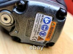 Snap-On MG325 3/8 Gun Metal Grey Super Duty Air Impact Wrench withBoot