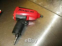 Snap On Mg725 1/2 Air Nut Gun SNAP ON MG725 SNAP ON 1/2'' AIR IMPACT WRENCH