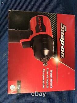 Snap On Pt850gmg Gun Metal Gray 1/2 Drive Impact Air Wrench Gun Pt850 Pt 850