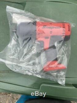 Snap On Tools 18v Impact Gun, Impact Wrench, Cordless, Nicad