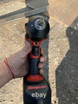 Snap On Tools CT4418 3/8 Inch Drive 18v Impact Gun Wrench Cordless Ni-Cad New