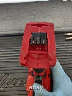 Snap On Tools CTEU4418 3/8 Drive 18v Impact Gun Wrench Cordless Ni Cad Tool