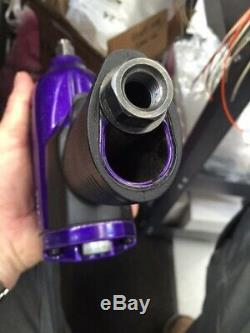 Snap On Tools MG725 1/2 Drive Air Impact Wrench Buzz Gun Limited Purple Ace